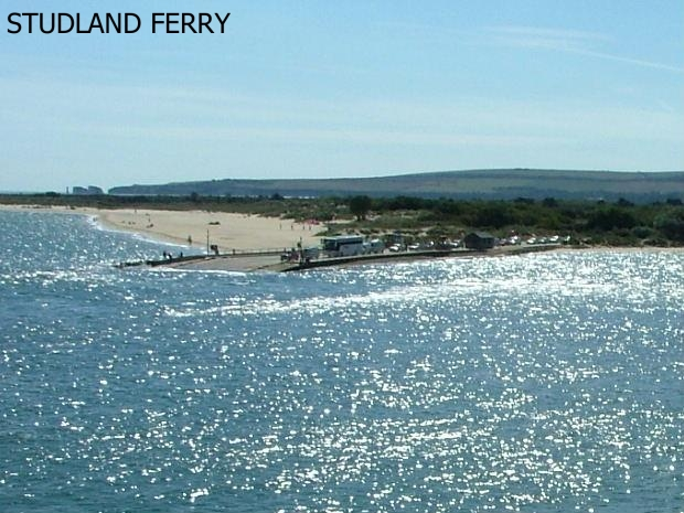 Studland from the Harbour